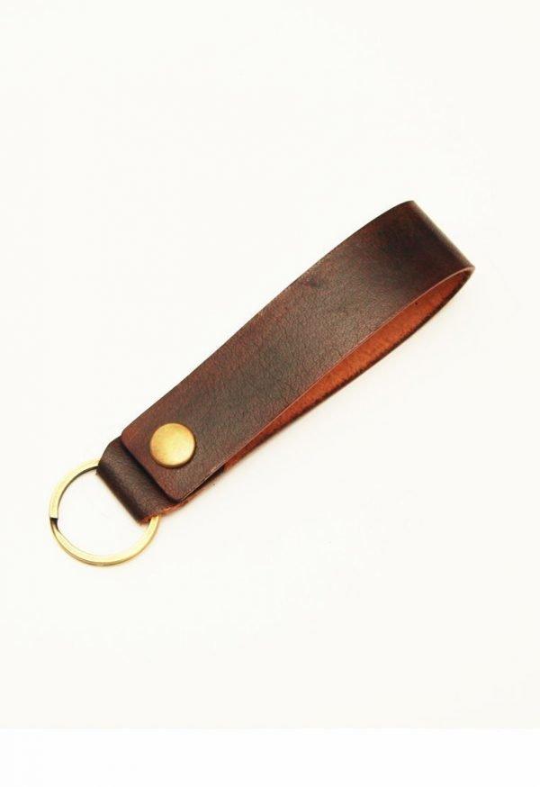 Leather.PH Key Chain Slim